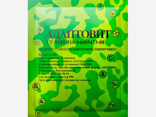Витаминный напиток Адаптовит