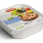 Рис с курицей и овощами Рускон