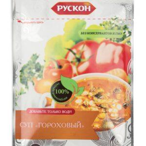 Суп гороховый готовый Рускон