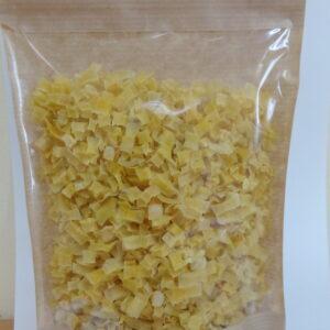 Картофель сушеный кубики
